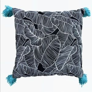 Target Leaf Print Decorative Throw Pillow 🍃